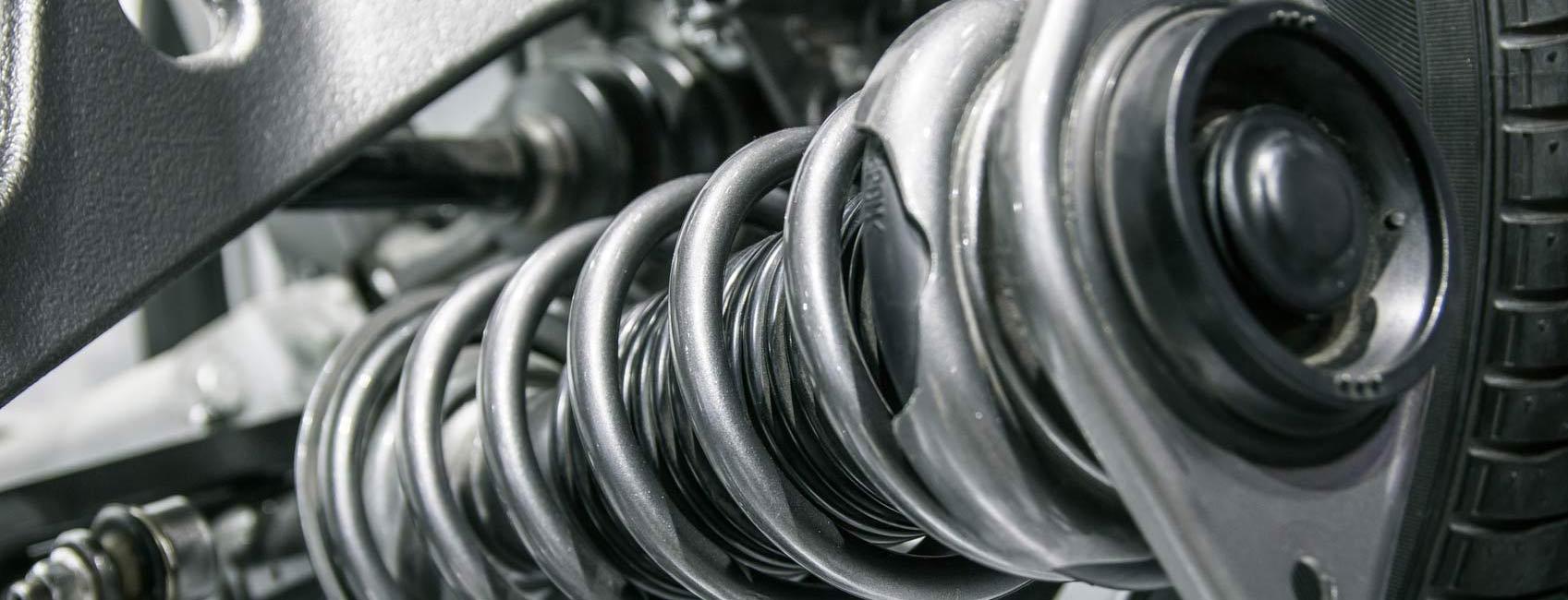 Shock absorber - suspension